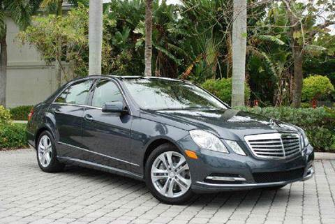 2011 Mercedes-Benz E-Class for sale at Auto Quest USA INC in Fort Myers Beach FL
