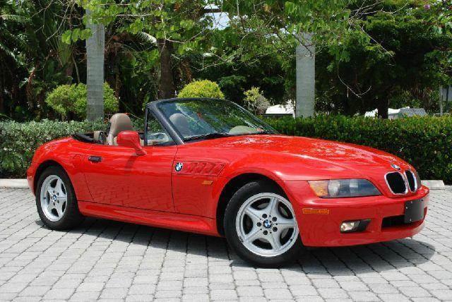 1997 Bmw Z3 1 9 In Fort Myers Beach Fl Auto Quest Usa Inc