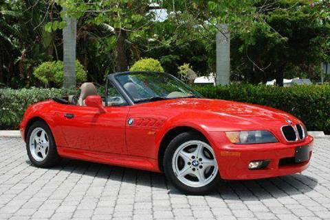 1997 BMW Z3 for sale at Auto Quest USA INC in Fort Myers Beach FL