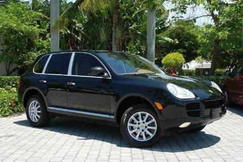 2006 Porsche Cayenne for sale at Auto Quest USA INC in Fort Myers Beach FL