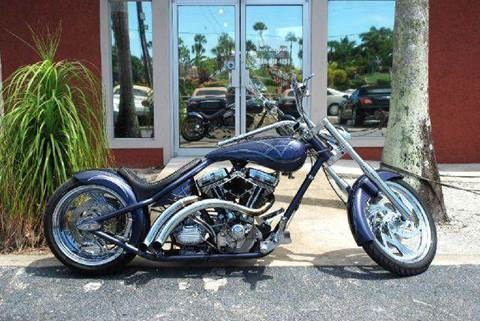 2002 Four Horsemen  Sword Chopper for sale at Auto Quest USA INC in Fort Myers Beach FL