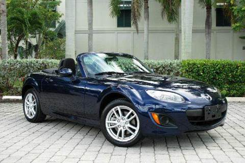 2012 Mazda MX-5 Miata for sale at Auto Quest USA INC in Fort Myers Beach FL
