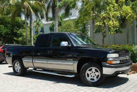 2002 Chevrolet Silverado 1500 for sale at Auto Quest USA INC in Fort Myers Beach FL