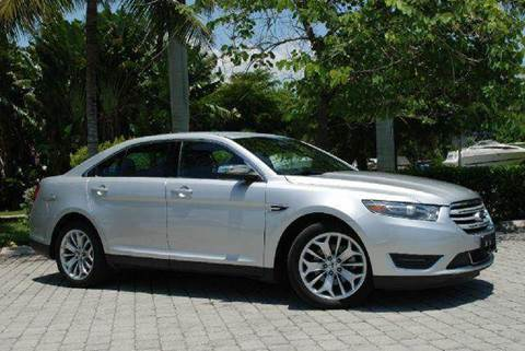 2014 Ford Taurus for sale at Auto Quest USA INC in Fort Myers Beach FL
