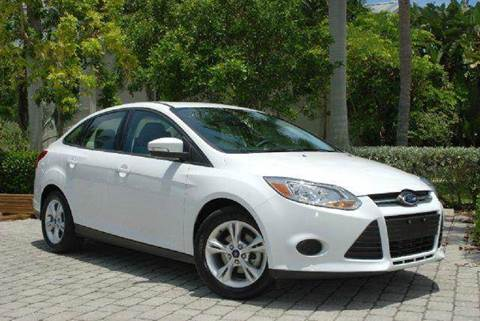 2013 Ford Focus for sale at Auto Quest USA INC in Fort Myers Beach FL