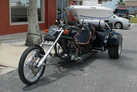 2008 Custom Trike for sale at Auto Quest USA INC in Fort Myers Beach FL