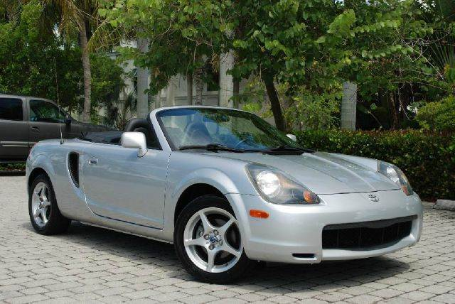 2002 Toyota MR2 Spyder For Sale At Auto Quest USA INC In Fort Myers Beach FL