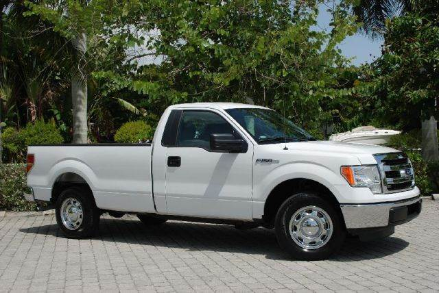 2013 Ford F-150 for sale at Auto Quest USA INC in Fort Myers Beach FL