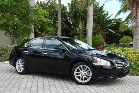 2014 Nissan Maxima for sale at Auto Quest USA INC in Fort Myers Beach FL