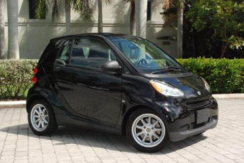 2008 Smart fortwo for sale at Auto Quest USA INC in Fort Myers Beach FL