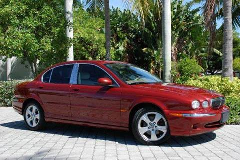 2002 Jaguar X-Type for sale at Auto Quest USA INC in Fort Myers Beach FL