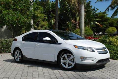 2012 Chevrolet Volt for sale at Auto Quest USA INC in Fort Myers Beach FL