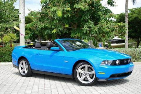 2012 Ford Mustang for sale at Auto Quest USA INC in Fort Myers Beach FL
