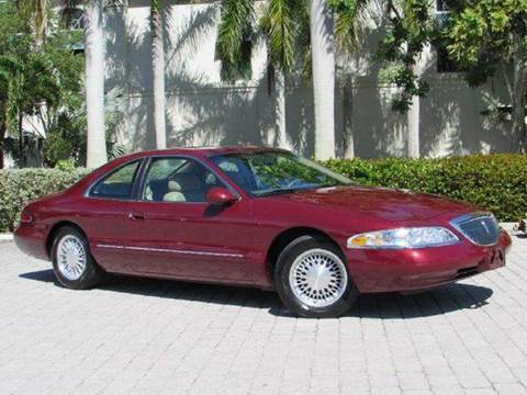 1997 Lincoln Mark VIII for sale at Auto Quest USA INC in Fort Myers Beach FL