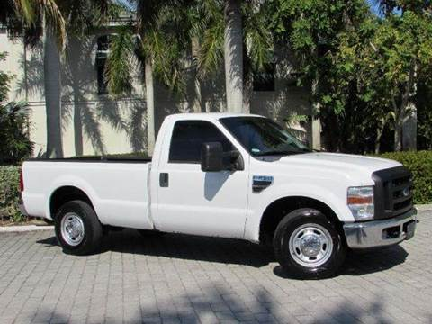 2010 Ford F-250 Super Duty for sale at Auto Quest USA INC in Fort Myers Beach FL
