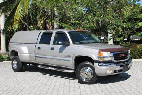 2005 GMC Sierra 3500 for sale at Auto Quest USA INC in Fort Myers Beach FL