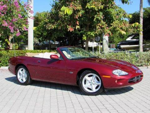 1997 Jaguar XK-Series for sale at Auto Quest USA INC in Fort Myers Beach FL