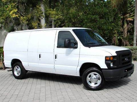 2013 Ford E-Series Cargo for sale at Auto Quest USA INC in Fort Myers Beach FL