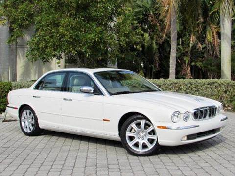 2004 Jaguar XJ-Series for sale at Auto Quest USA INC in Fort Myers Beach FL