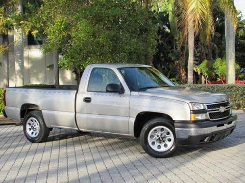 2006 Chevrolet Silverado 1500 for sale at Auto Quest USA INC in Fort Myers Beach FL