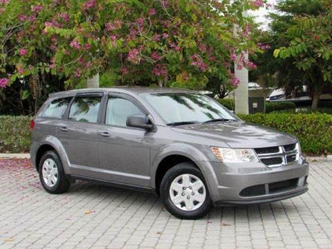 2012 Dodge Journey for sale at Auto Quest USA INC in Fort Myers Beach FL