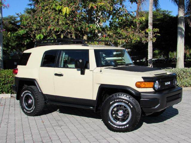 2010 Toyota FJ Cruiser for sale at Auto Quest USA INC in Fort Myers Beach FL