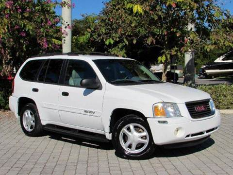 2005 GMC Envoy for sale at Auto Quest USA INC in Fort Myers Beach FL