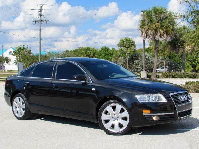 2007 Audi A6 for sale at Auto Quest USA INC in Fort Myers Beach FL