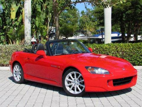 2006 Honda S2000 for sale at Auto Quest USA INC in Fort Myers Beach FL