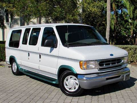 1997 Ford E-150 for sale at Auto Quest USA INC in Fort Myers Beach FL