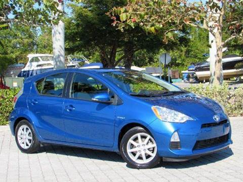 2012 Toyota Prius c for sale at Auto Quest USA INC in Fort Myers Beach FL
