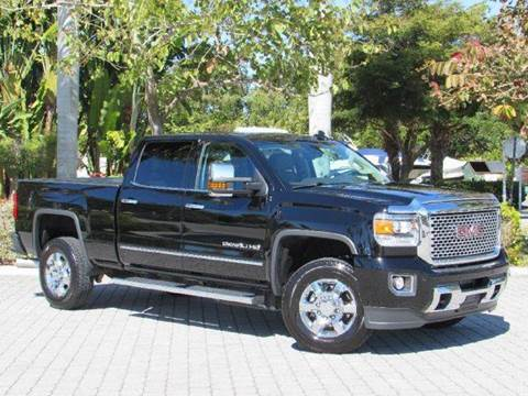 2015 GMC Sierra 3500HD for sale at Auto Quest USA INC in Fort Myers Beach FL