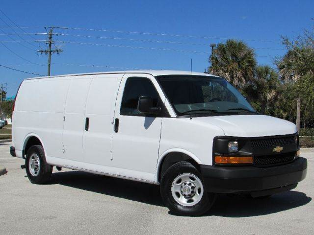 2014 Chevrolet Express Cargo for sale at Auto Quest USA INC in Fort Myers Beach FL