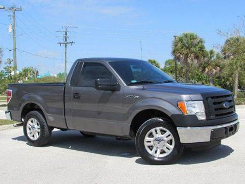 2011 Ford F-150 for sale at Auto Quest USA INC in Fort Myers Beach FL
