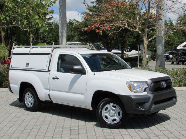 2013 Toyota Tacoma for sale at Auto Quest USA INC in Fort Myers Beach FL