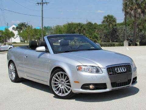 2009 Audi A4 for sale at Auto Quest USA INC in Fort Myers Beach FL