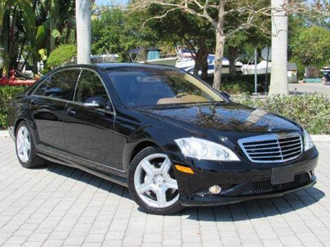 2009 Mercedes-Benz S-Class for sale at Auto Quest USA INC in Fort Myers Beach FL
