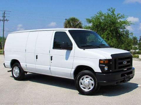 2014 Ford E-Series Cargo for sale at Auto Quest USA INC in Fort Myers Beach FL
