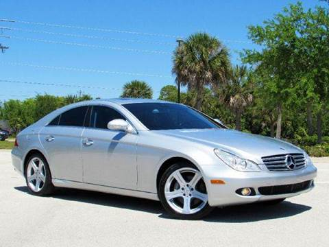 2006 Mercedes-Benz CLS-Class for sale at Auto Quest USA INC in Fort Myers Beach FL