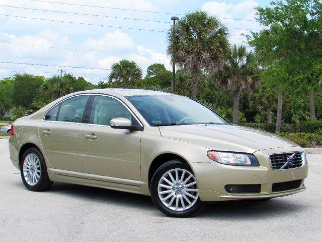 2007 Volvo S80 for sale at Auto Quest USA INC in Fort Myers Beach FL