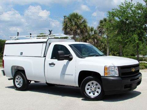 2013 Chevrolet Silverado 1500 for sale at Auto Quest USA INC in Fort Myers Beach FL