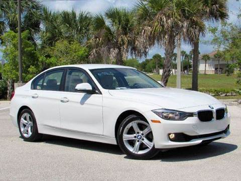 2012 BMW 3 Series for sale at Auto Quest USA INC in Fort Myers Beach FL