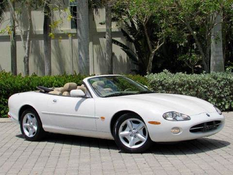 2003 Jaguar XK-Series for sale at Auto Quest USA INC in Fort Myers Beach FL