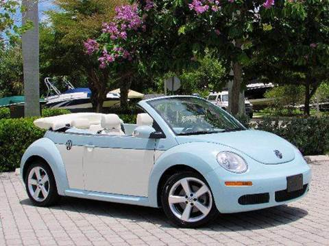 2010 Volkswagen New Beetle for sale at Auto Quest USA INC in Fort Myers Beach FL