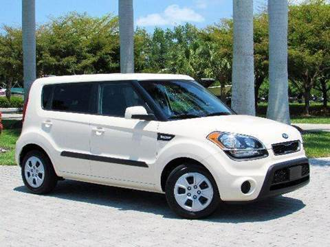 2013 Kia Soul for sale at Auto Quest USA INC in Fort Myers Beach FL