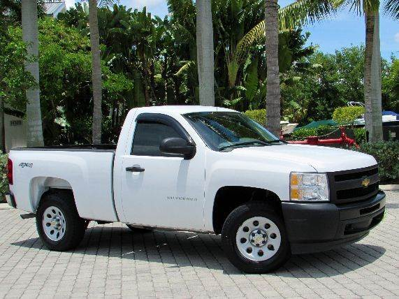 2011 Chevrolet Silverado 1500 for sale at Auto Quest USA INC in Fort Myers Beach FL