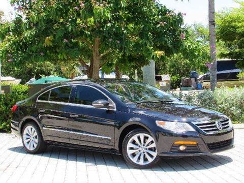 2010 Volkswagen CC for sale at Auto Quest USA INC in Fort Myers Beach FL