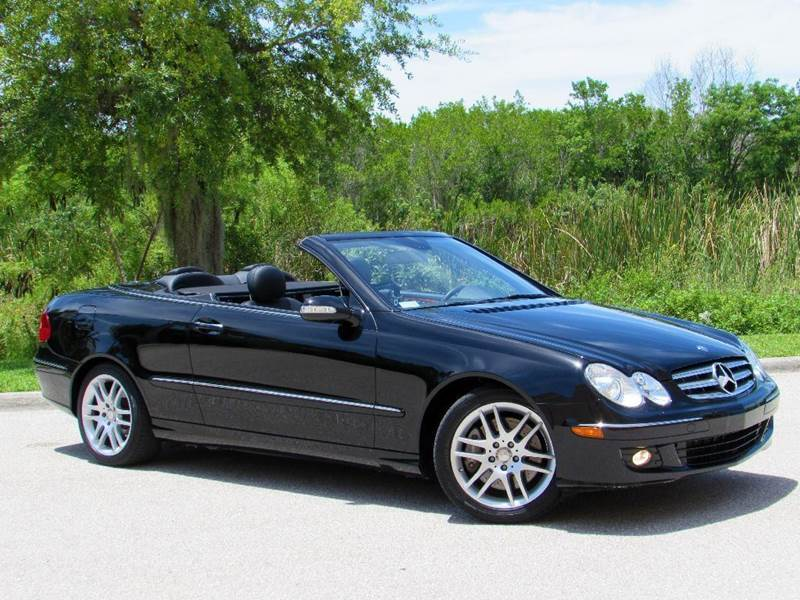 2008 Mercedes Benz CLK Class   Fort Myers Beach, FL FORT MYERS FLORIDA  Convertible Vehicles For Sale Classified Ads   FreeClassifieds.com