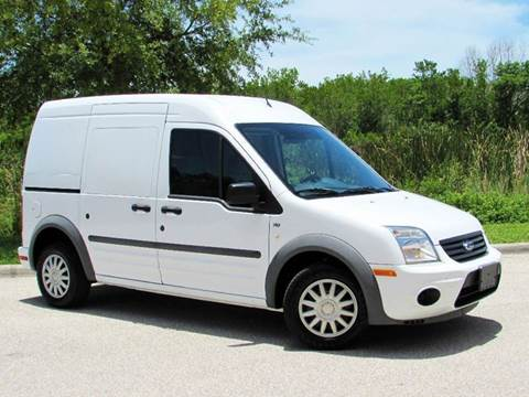 2010 Ford Transit Connect for sale at Auto Quest USA INC in Fort Myers Beach FL