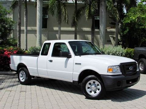 2011 Ford Ranger for sale at Auto Quest USA INC in Fort Myers Beach FL